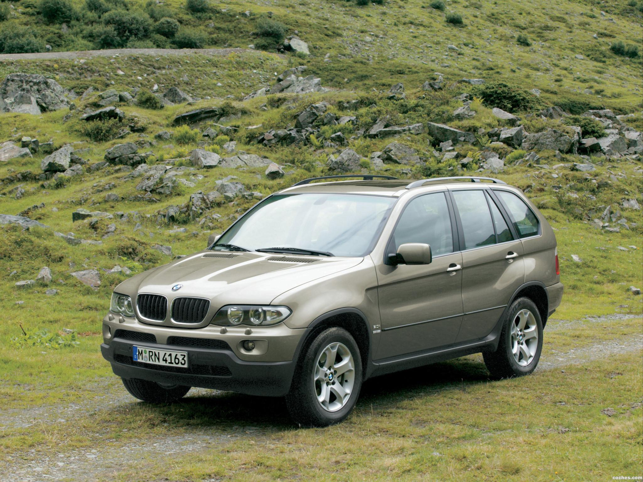 Foto 35 de BMW X5 E53 2004