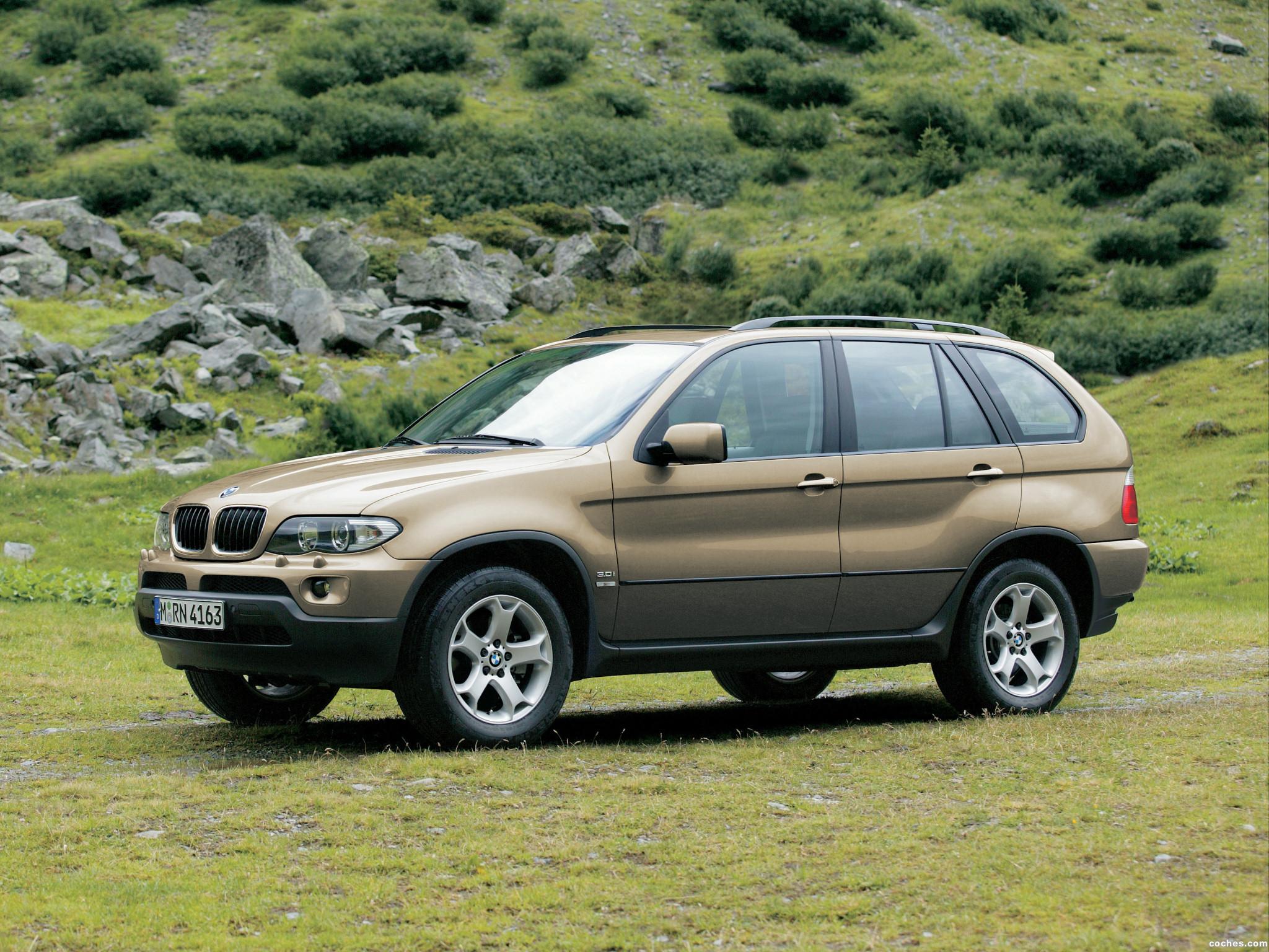 Foto 34 de BMW X5 E53 2004