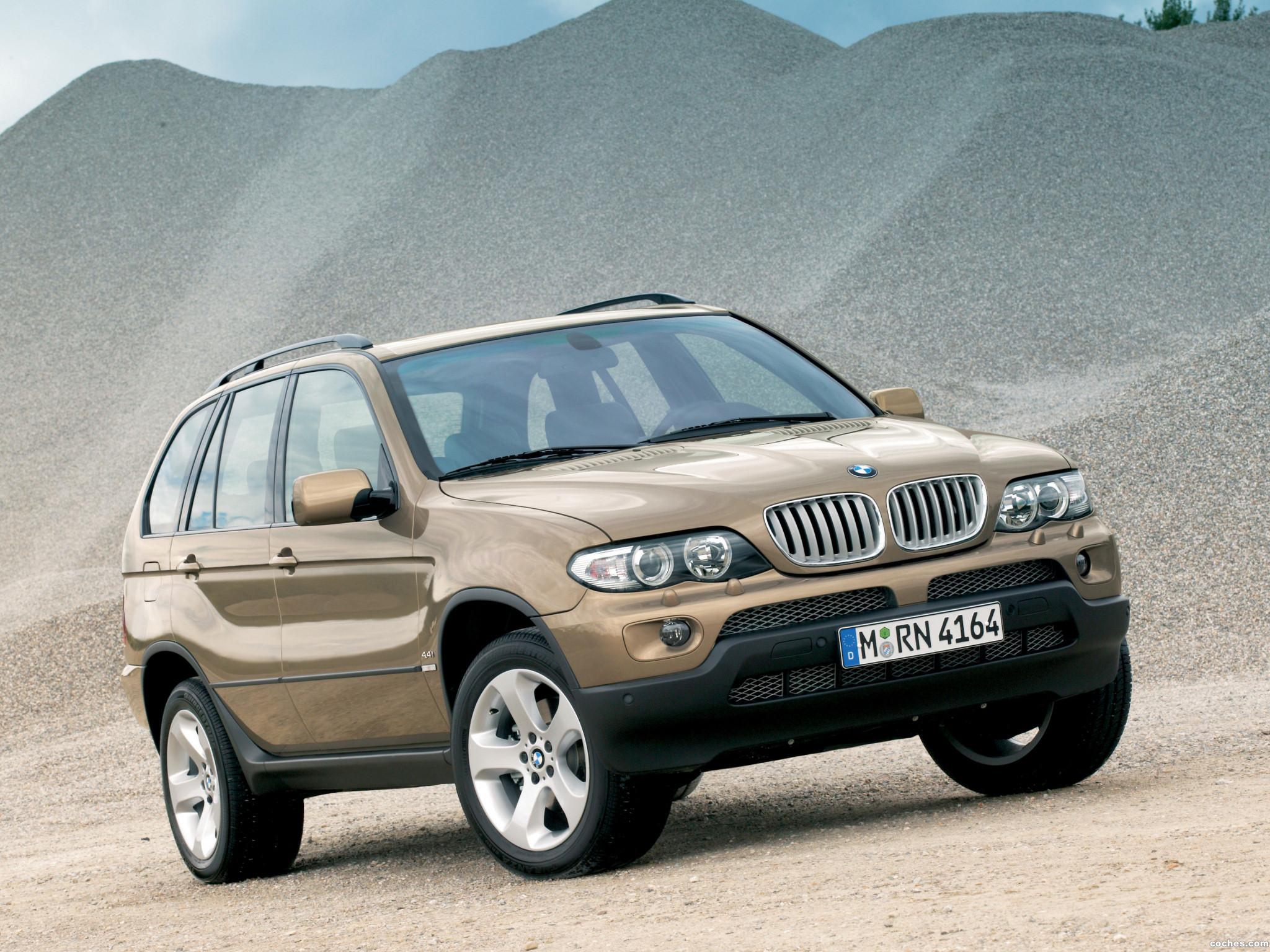 Foto 32 de BMW X5 E53 2004