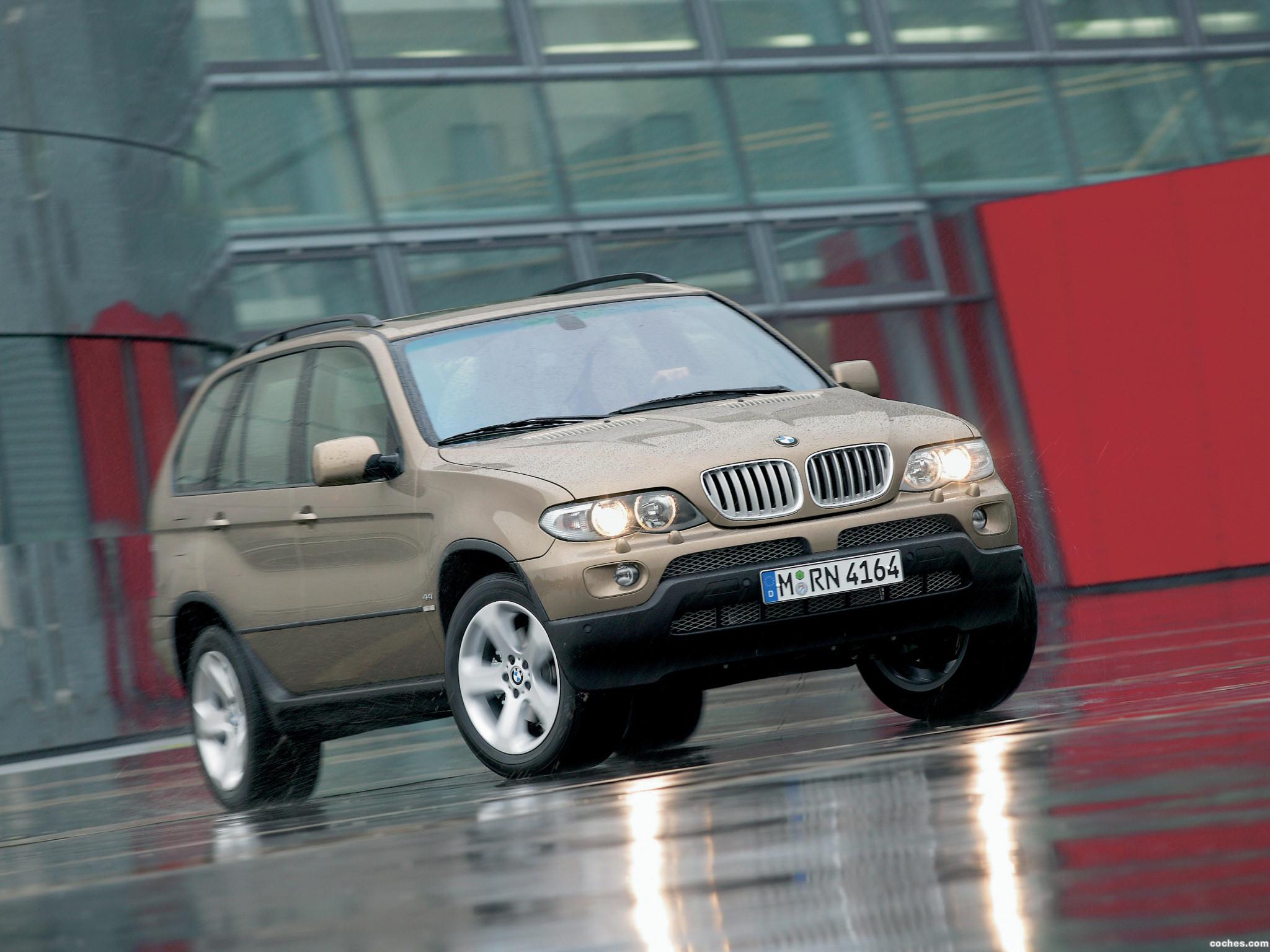 Foto 31 de BMW X5 E53 2004