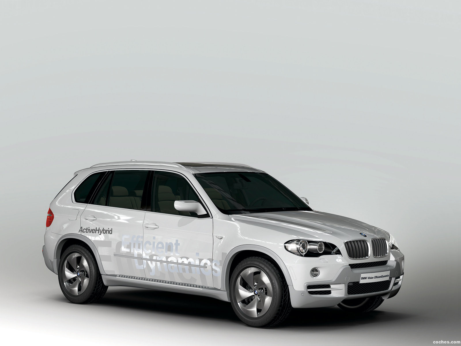 Foto 0 de BMW X5 EfficientDynamics Concept 2008
