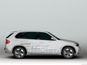 Ver foto 5 de BMW X5 EfficientDynamics Concept 2008