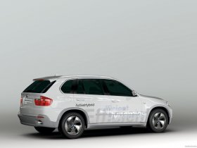 Ver foto 4 de BMW X5 EfficientDynamics Concept 2008