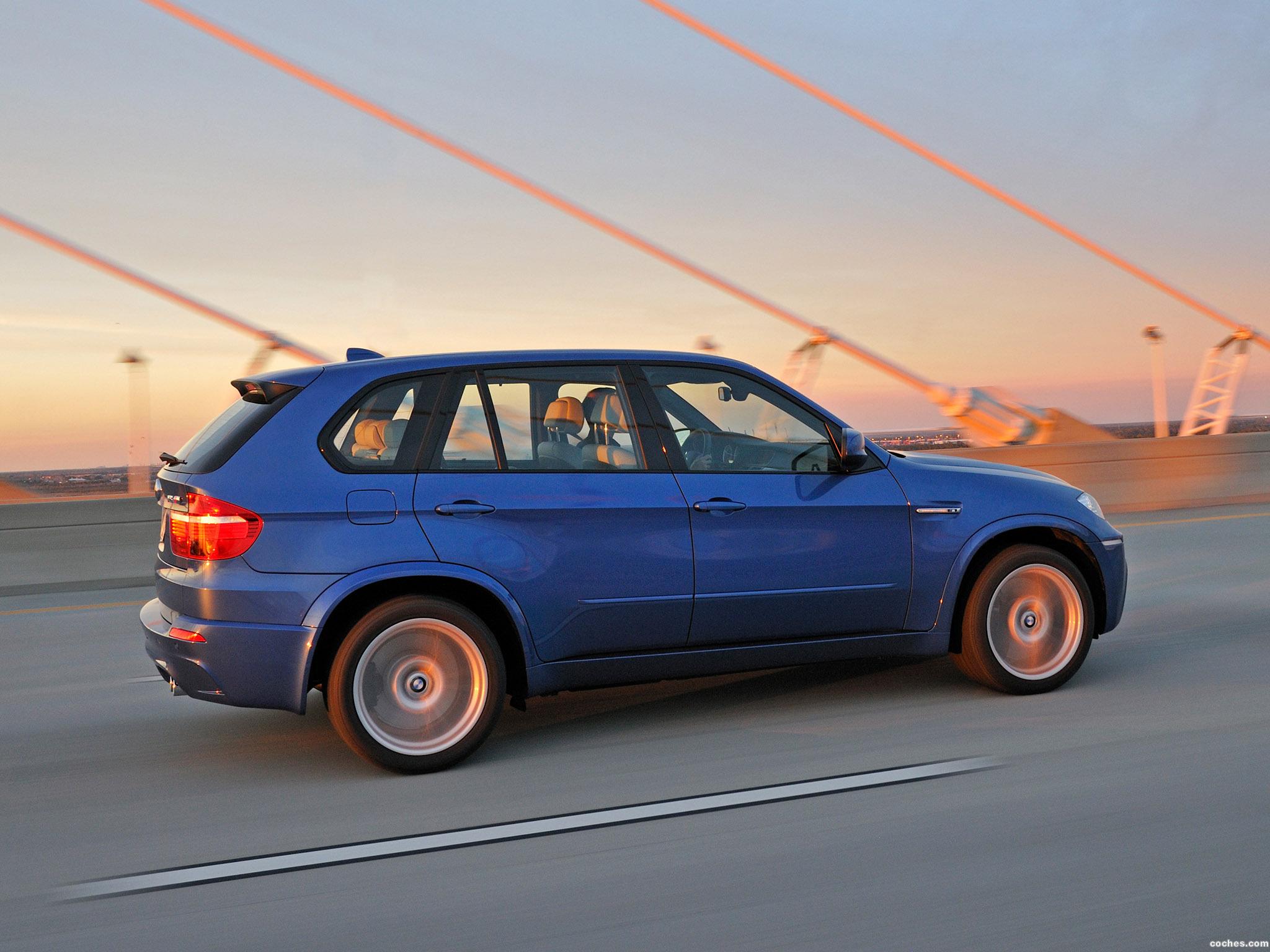Foto 11 de BMW X5 M 2009