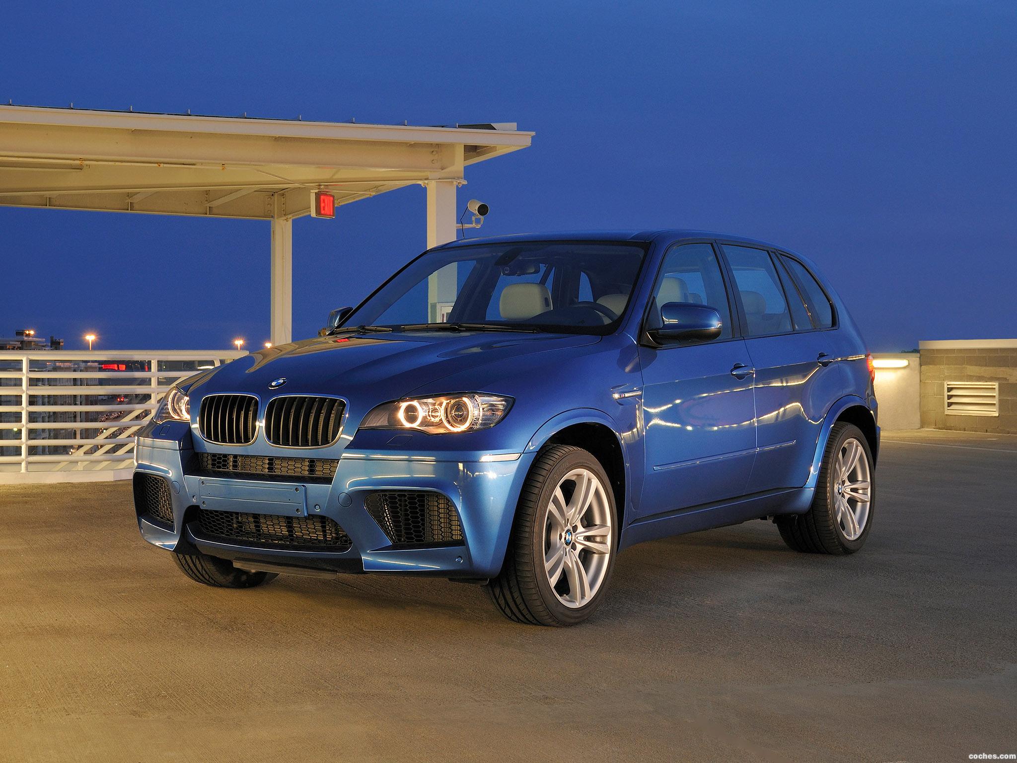 Foto 10 de BMW X5 M 2009