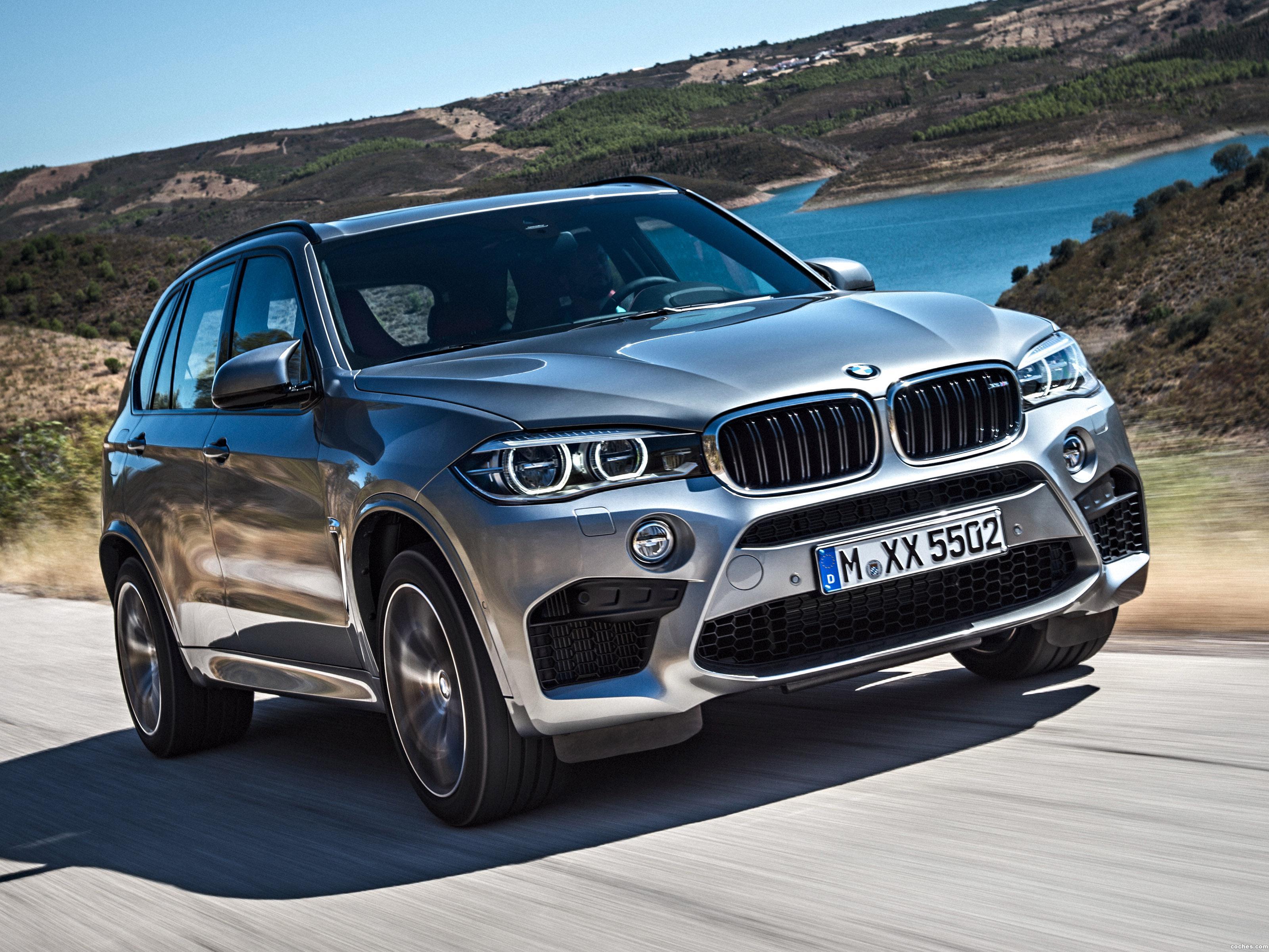 Foto 0 de BMW X5 M F15 2015