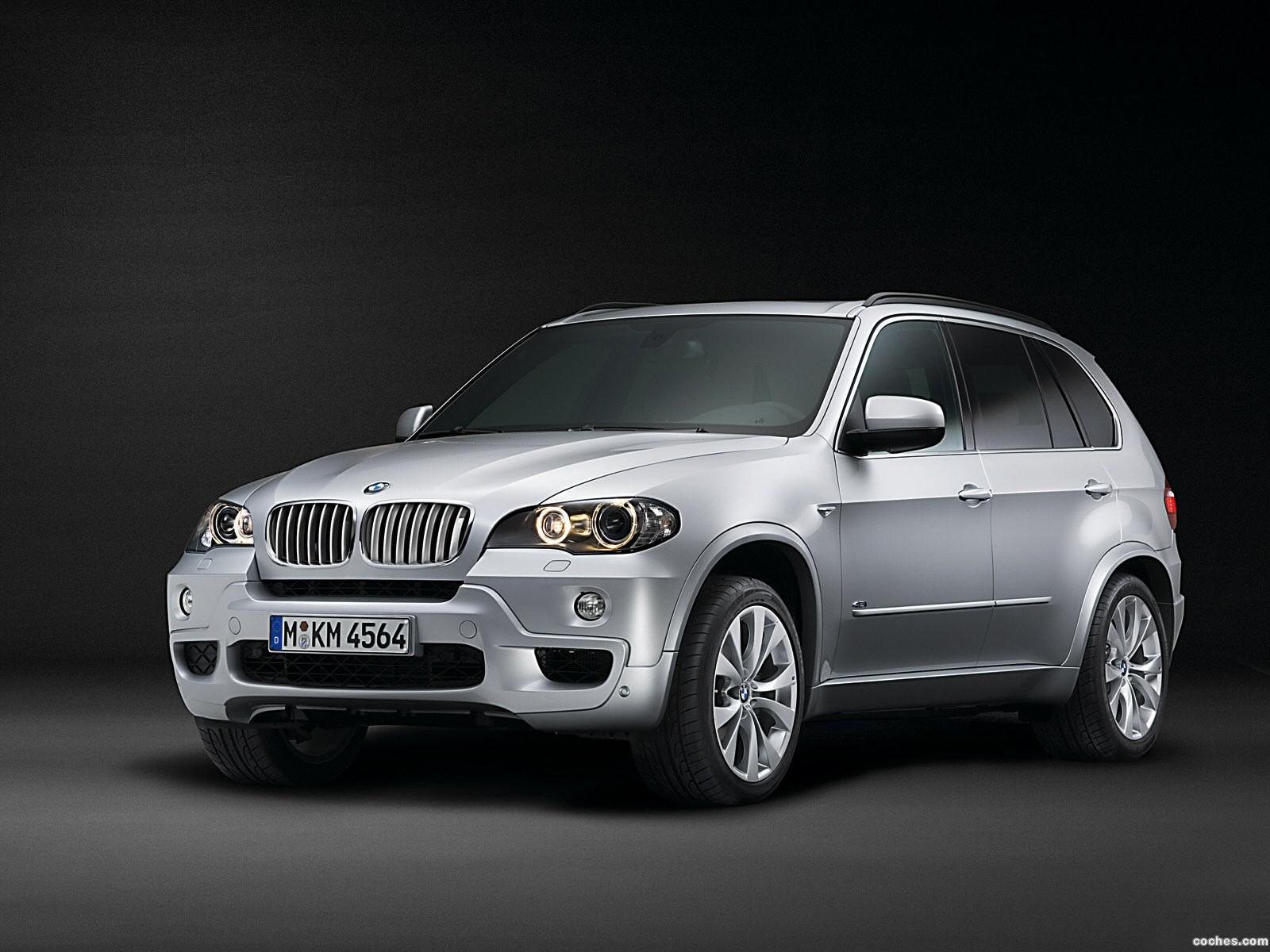 Foto 0 de BMW X5 M-Package 2008