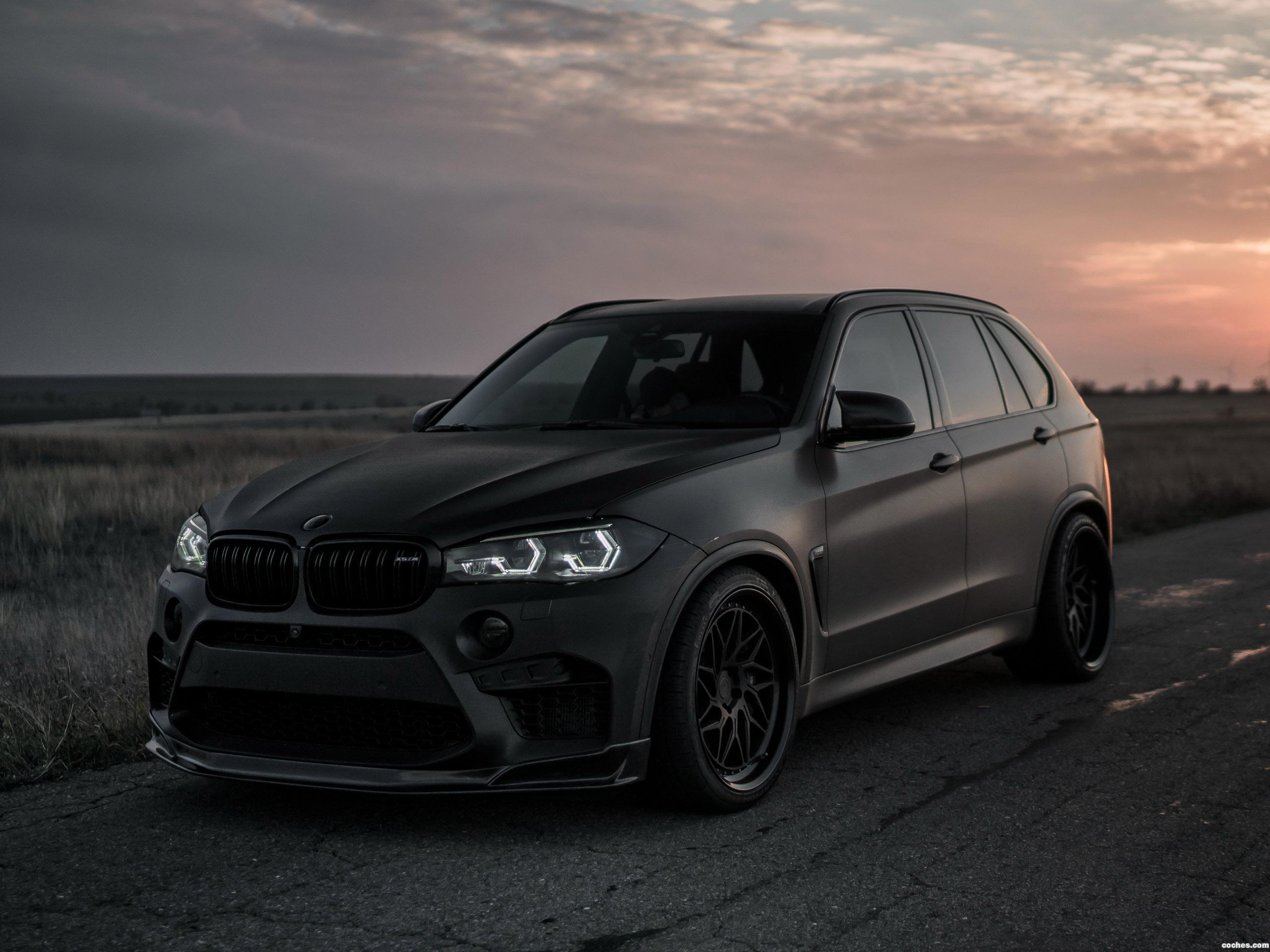 Foto 4 de BMW X5 M Z Performance F85 2018