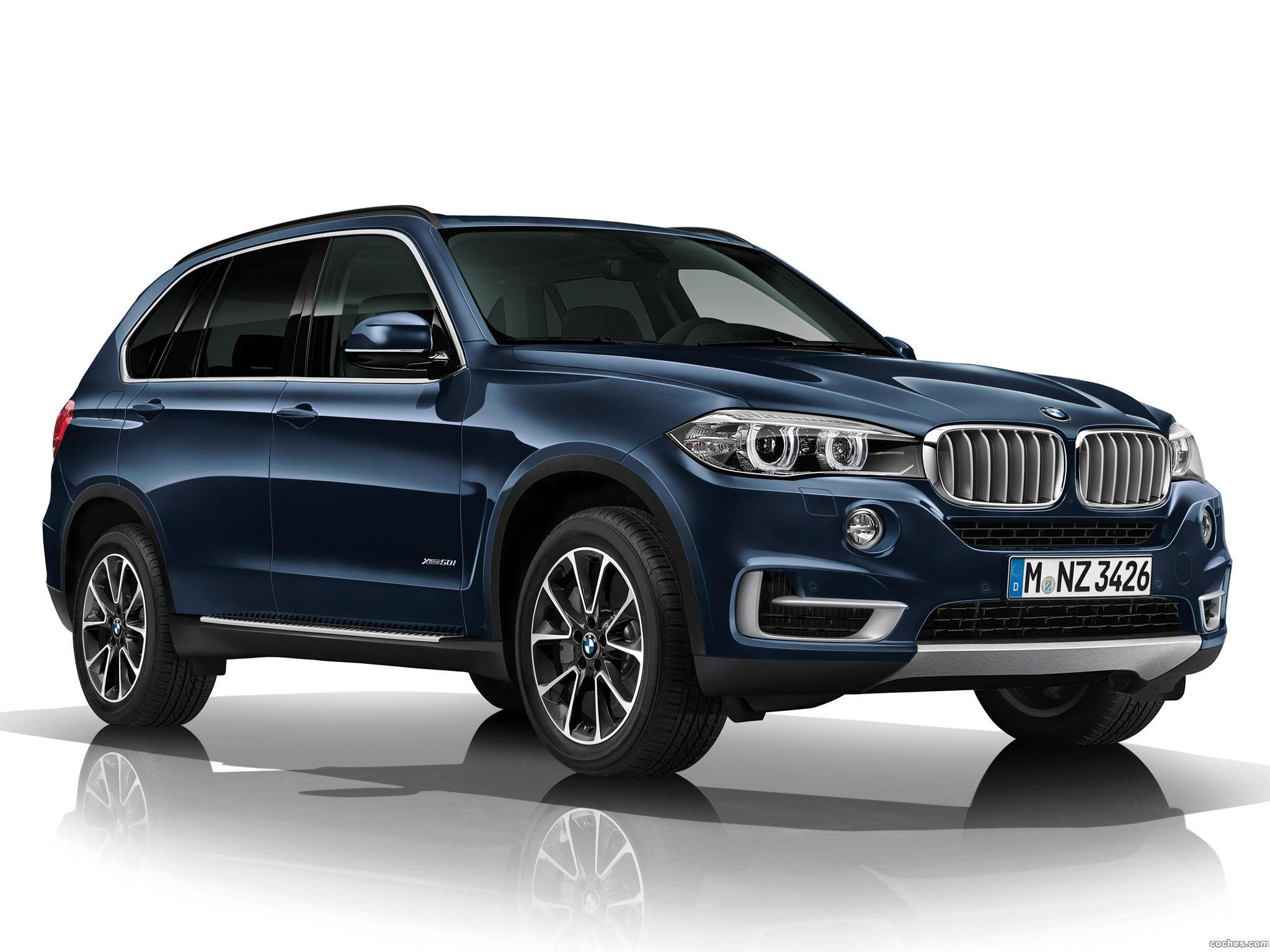 Foto 0 de BMW X5 Security Plus Concept F15 2013