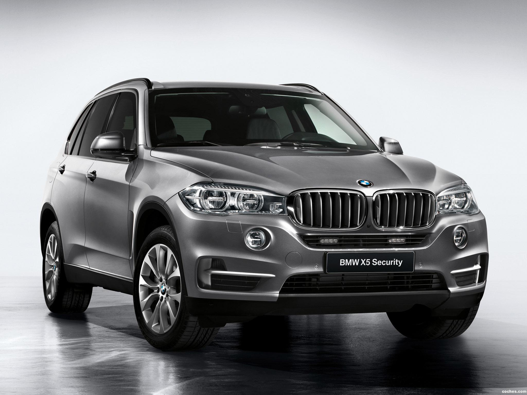 Foto 0 de BMW X5 Security Plus F15 2015