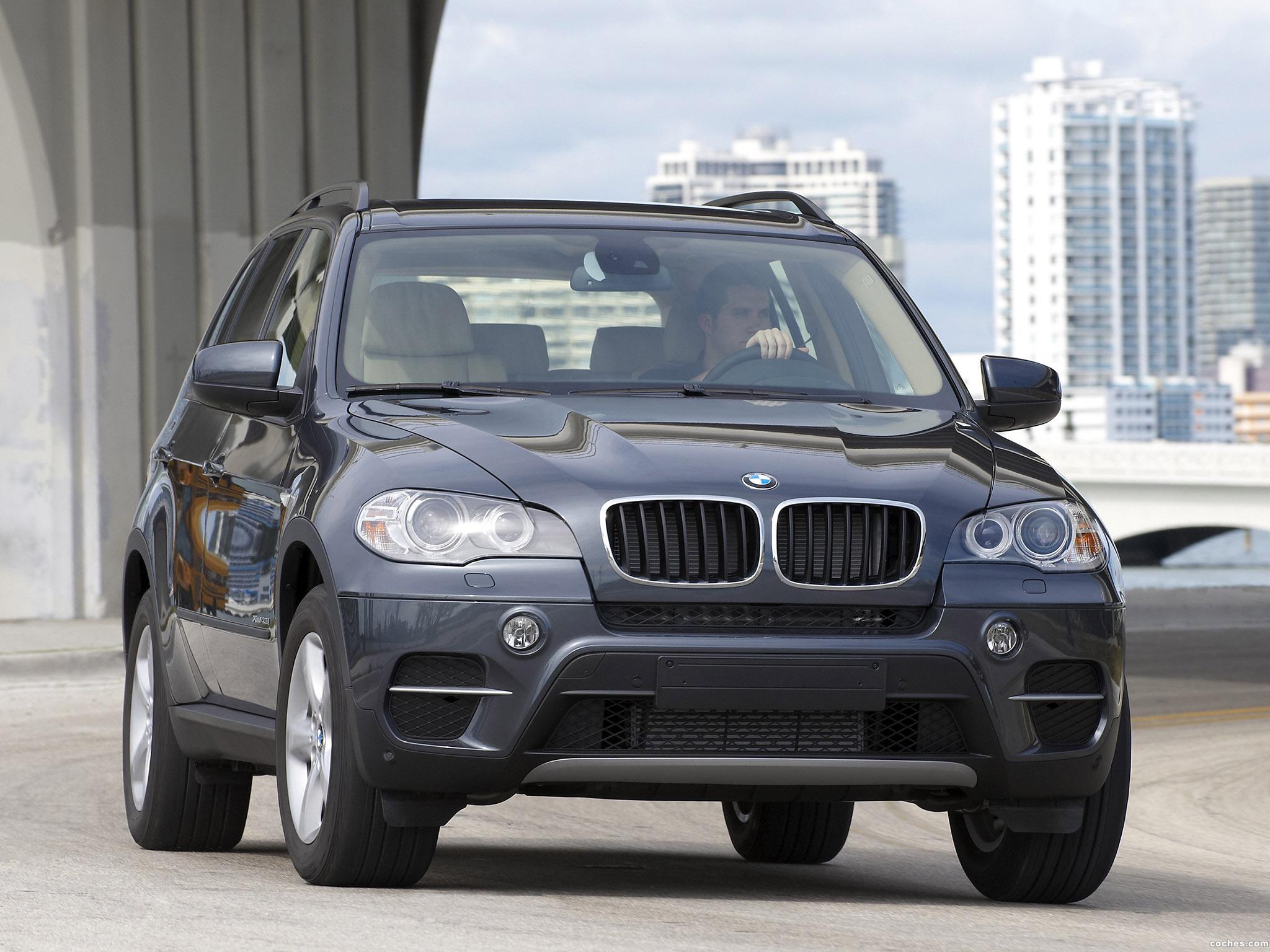 Foto 0 de BMW X5 xDrive40d E70 2010