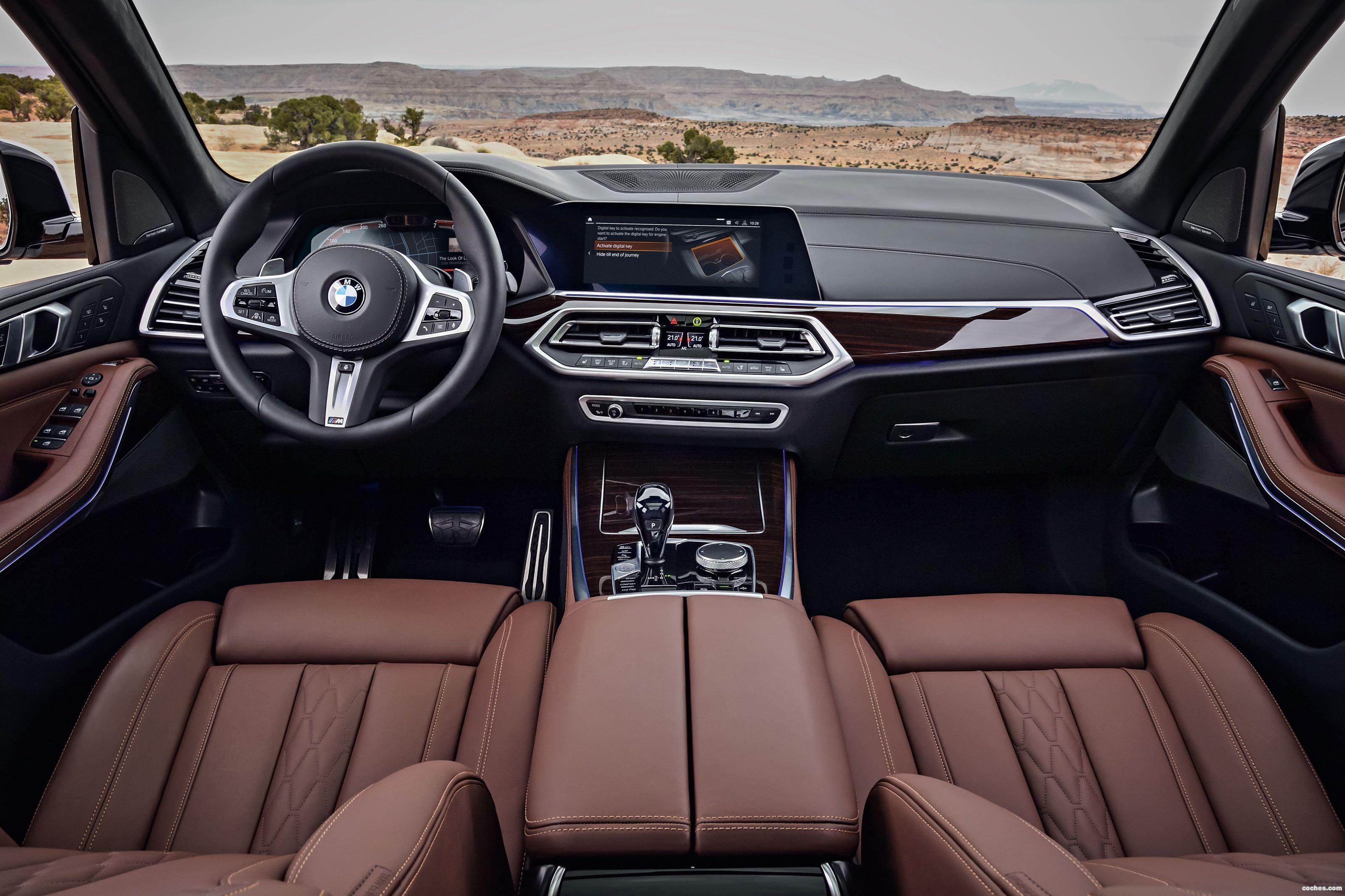 Foto 17 de BMW X5 xDrive 30d 2018