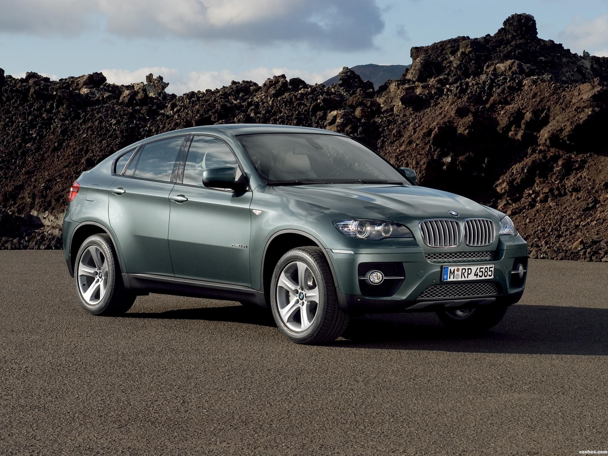 Foto 0 de BMW X6 2008
