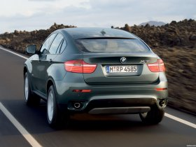 Ver foto 17 de BMW X6 2008