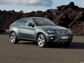 Fotos de BMW X6 E71 2008