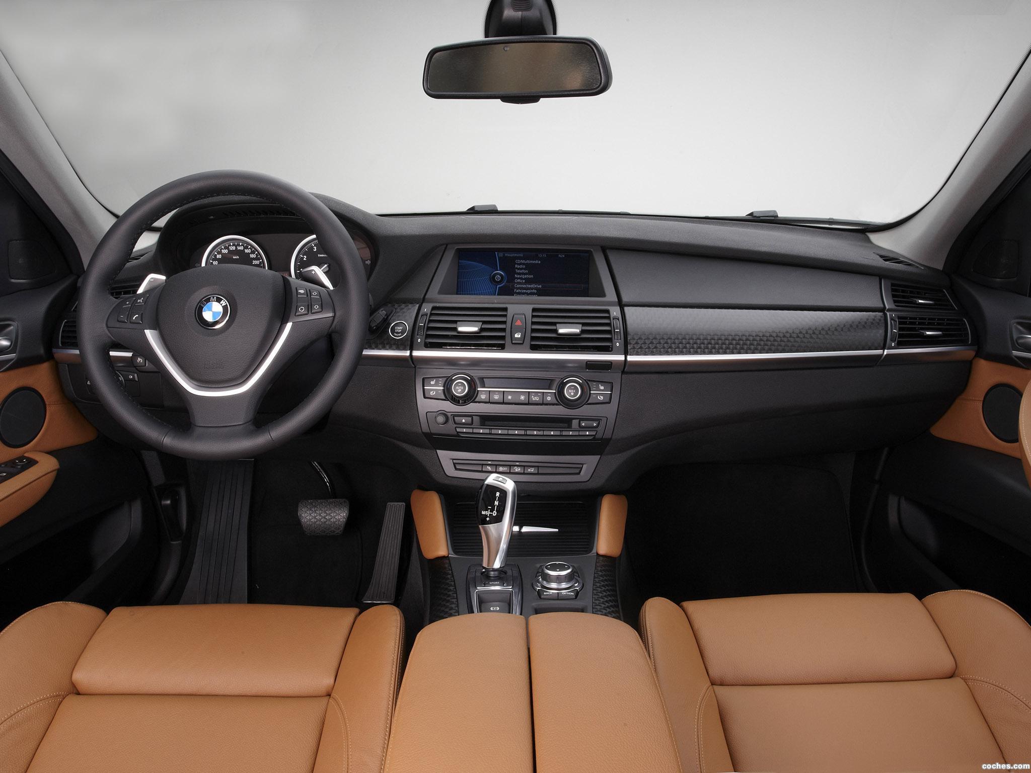 Foto 5 de BMW X6 E71 2012