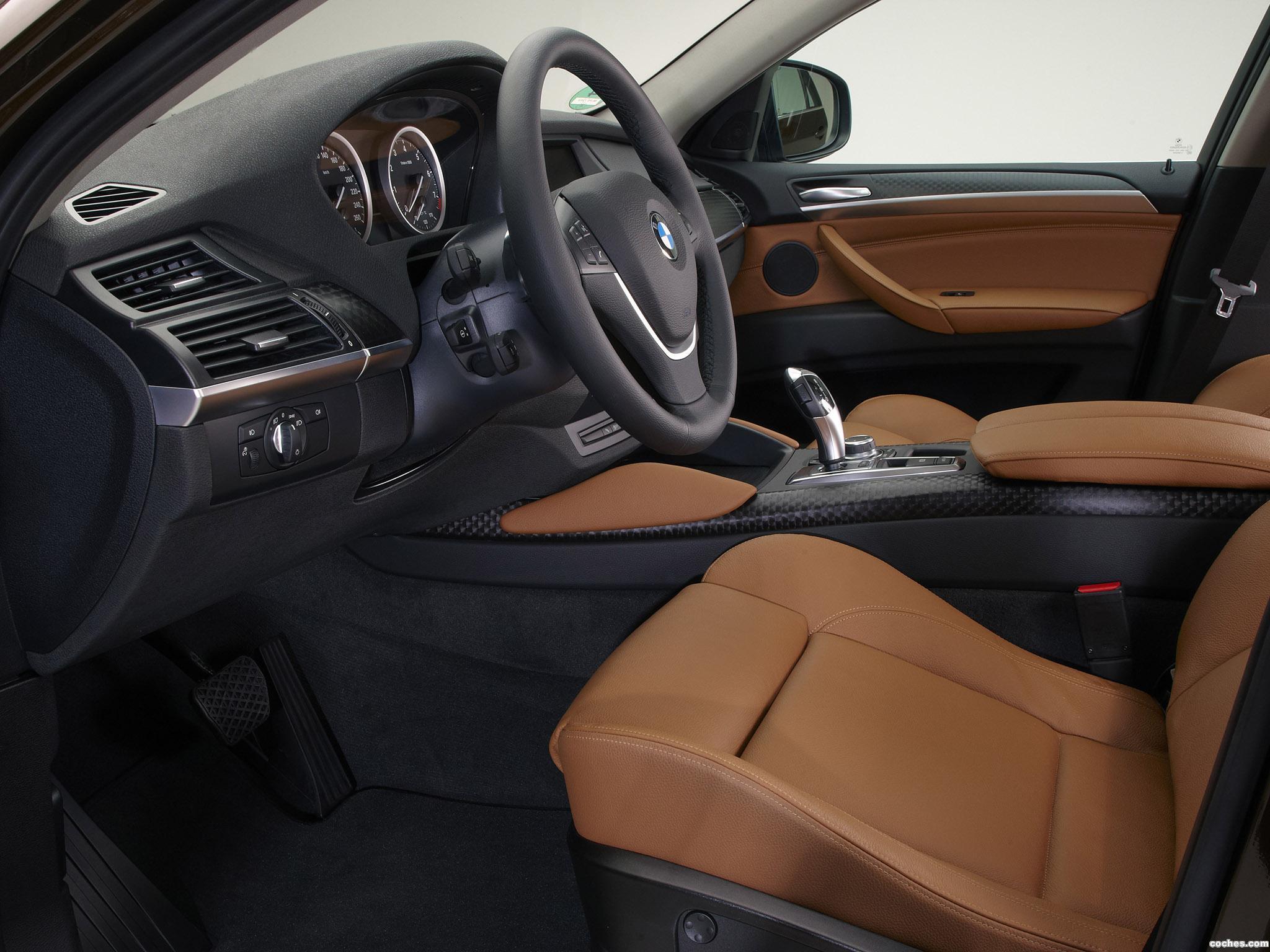 Foto 4 de BMW X6 E71 2012