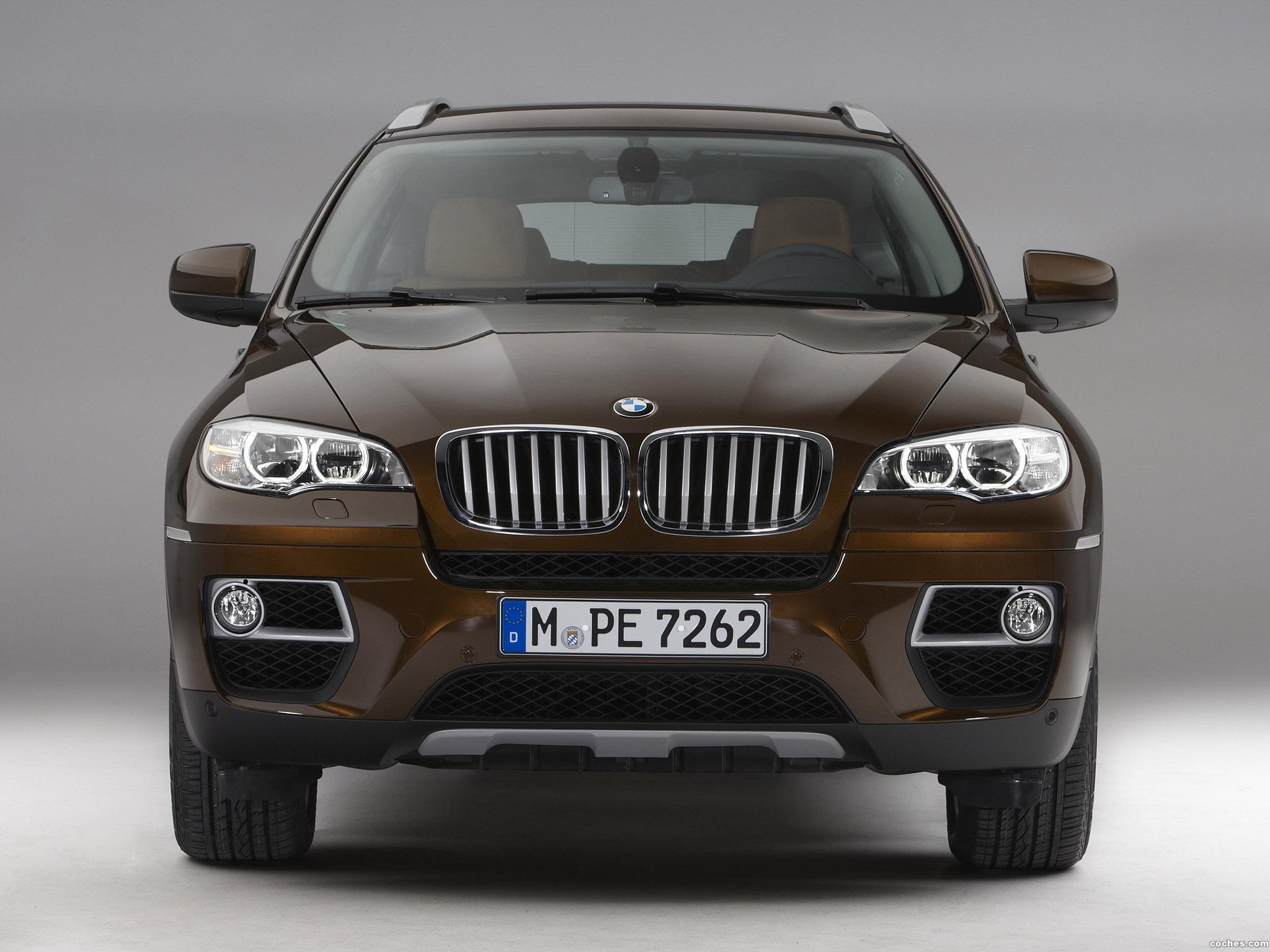 Foto 3 de BMW X6 E71 2012