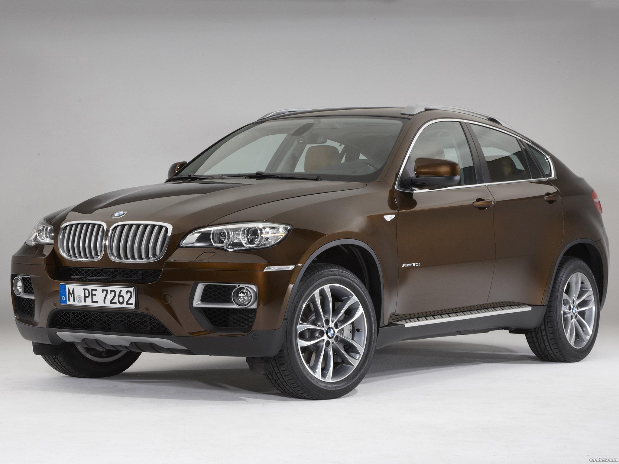 Foto 0 de BMW X6 2012