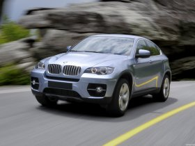 Ver foto 21 de BMW X6 ActiveHybrid 2010