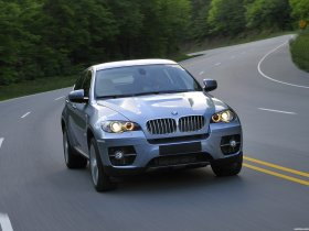 Ver foto 17 de BMW X6 ActiveHybrid 2010