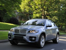 Ver foto 11 de BMW X6 ActiveHybrid 2010