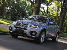 Ver foto 9 de BMW X6 ActiveHybrid 2010