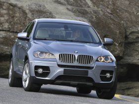 Ver foto 8 de BMW X6 ActiveHybrid 2010
