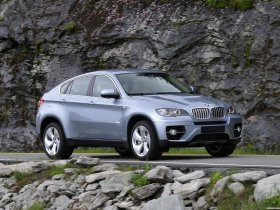 Ver foto 6 de BMW X6 ActiveHybrid 2010
