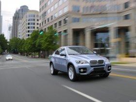 Ver foto 3 de BMW X6 ActiveHybrid 2010