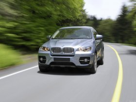 Ver foto 2 de BMW X6 ActiveHybrid 2010