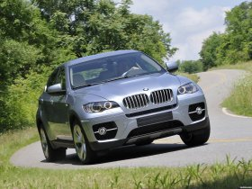Fotos de BMW X6 ActiveHybrid 2010
