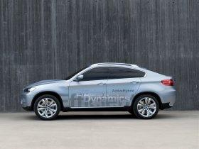 Ver foto 4 de BMW X6 ActiveHybrid Concept 2007