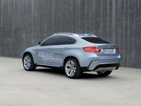 Ver foto 3 de BMW X6 ActiveHybrid Concept 2007