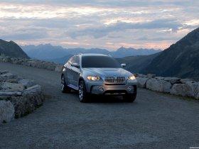 Ver foto 2 de BMW X6 ActiveHybrid Concept 2007