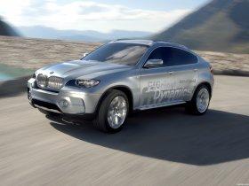 Ver foto 12 de BMW X6 ActiveHybrid Concept 2007
