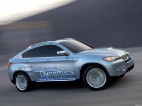 Ver foto 10 de BMW X6 ActiveHybrid Concept 2007