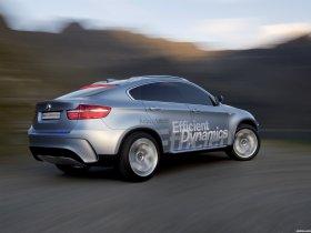 Ver foto 9 de BMW X6 ActiveHybrid Concept 2007