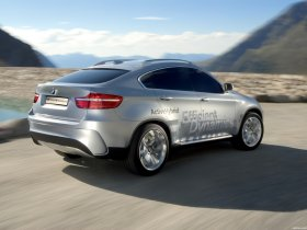 Ver foto 8 de BMW X6 ActiveHybrid Concept 2007