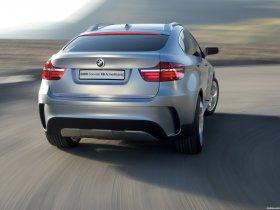 Ver foto 7 de BMW X6 ActiveHybrid Concept 2007