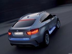 Ver foto 6 de BMW X6 ActiveHybrid Concept 2007