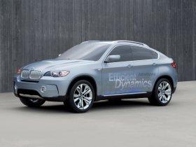 Ver foto 5 de BMW X6 ActiveHybrid Concept 2007