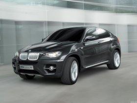 Ver foto 8 de BMW X6 Concept 2007