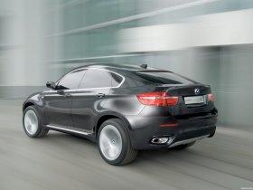 Ver foto 6 de BMW X6 Concept 2007