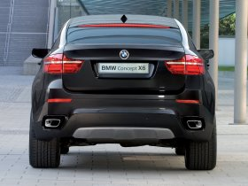Ver foto 2 de BMW X6 Concept 2007