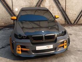 Ver foto 4 de BMW X6 Interceptor Met-R 2010