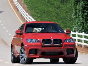 Fotos de BMW X6 M 2009