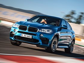 Fotos de BMW X6 M F16 2015