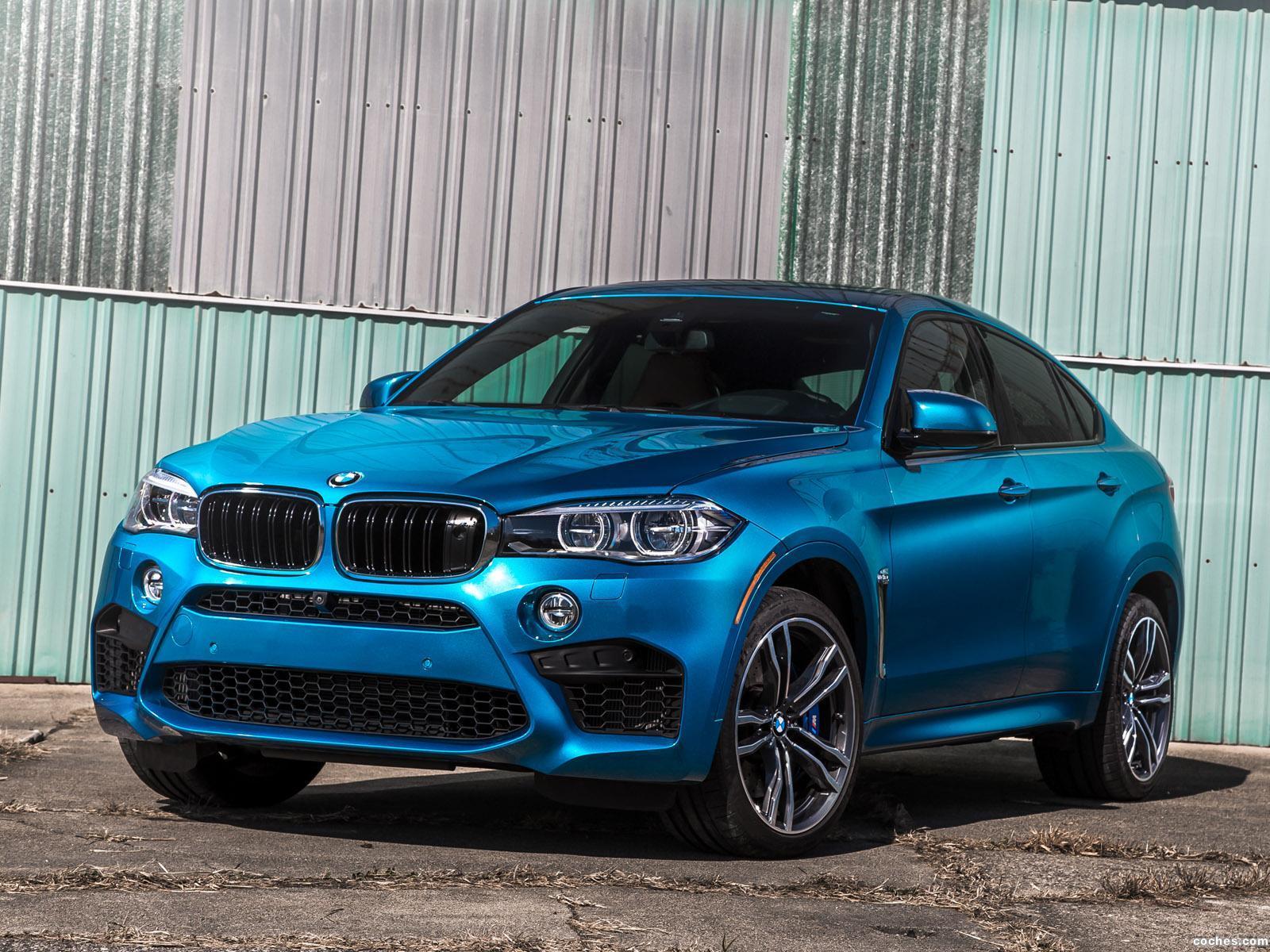 Foto 0 de BMW X6 M F86 USA  2015