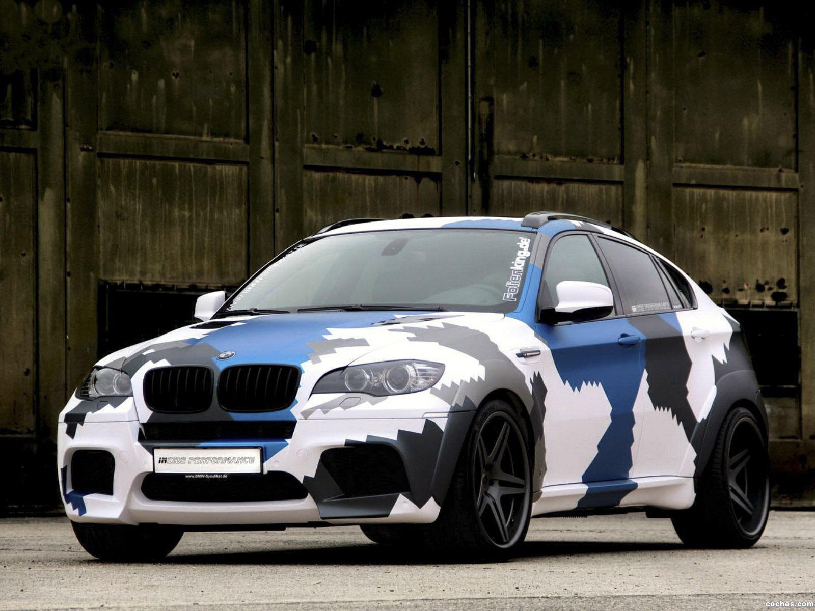 Foto 0 de BMW X6 M Stealth By Inside Performance E71 2013